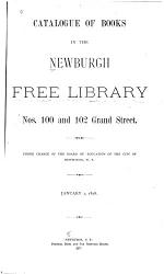 Catalogue of Books in the Newburgh Free Library ...