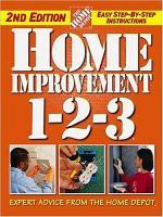 Home Improvement 1 2 3 PDF
