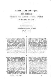Bulletin des lois de la République Française: Volume 22