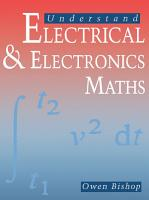 Understand Electrical and Electronics Maths PDF