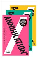 The Southern Reach Trilogy  Annihilation  Authority  Acceptance  The thrilling series behind Annihilation  the most anticipated film of 2018 PDF