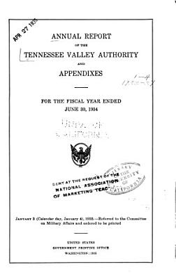 Annual Report of the Tennessee Valley Authority PDF