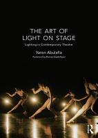 The Art of Light on Stage PDF