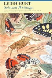 Leigh Hunt: Selected Writings
