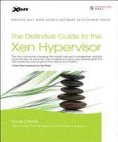 The Definitive Guide to the Xen Hypervisor (Adobe Reader)