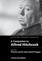 A Companion to Alfred Hitchcock PDF