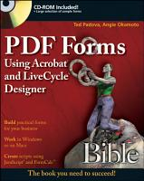 PDF Forms Using Acrobat and LiveCycle Designer Bible PDF