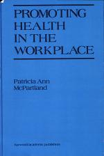 Promoting Health in the Workplace
