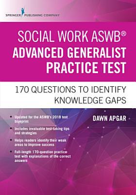 Social Work ASWB Advanced Generalist Practice Test