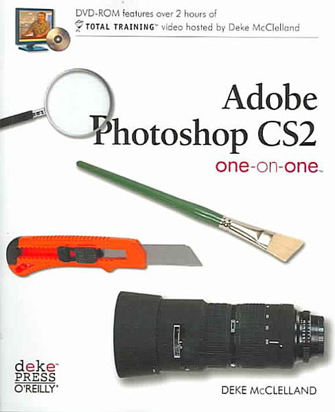 Download Adobe Photoshop CS2 One on one Book