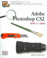 Adobe Photoshop CS2 One on one PDF