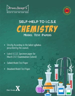 Self Help to ICSE Sample Question Papers Class 10 Chemistry  For 2021 Examinations  PDF