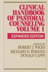 Clinical Handbook Of Pastoral Counseling Book PDF