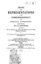 Traité des représentations et des correspondances par Emmanuel Swedenborg