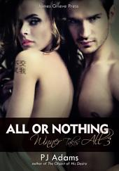 All or Nothing: (A bad boy erotic romance thriller)