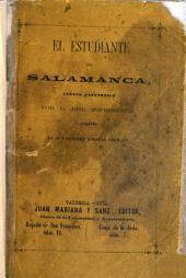 El Estudiante de Salamanca: cuento fantástico