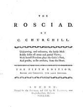 The Rosciad