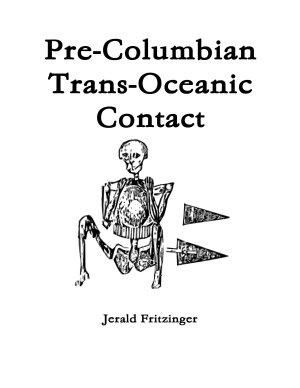 Pre Columbian Trans Oceanic Contact PDF