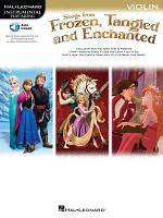 Songs from Frozen, Tangled and Enchanted - Violin Songbook