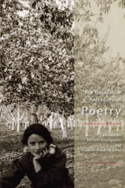 Download The Broadview Anthology of Poetry   Second Edition Book