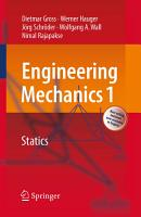 Engineering Mechanics 1 PDF