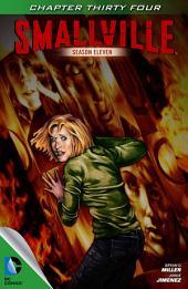 Smallville Season 11 #34