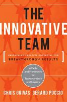 The Innovative Team PDF