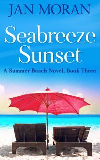 Summer Beach  Seabreeze Sunset Book