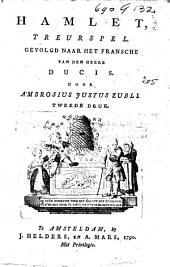 Hamlet: treurspel, Volume 1