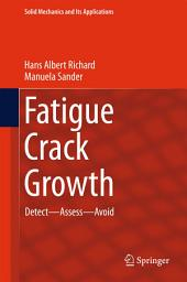 Fatigue Crack Growth: Detect - Assess - Avoid