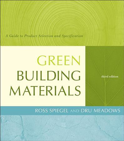 Green Building Materials PDF