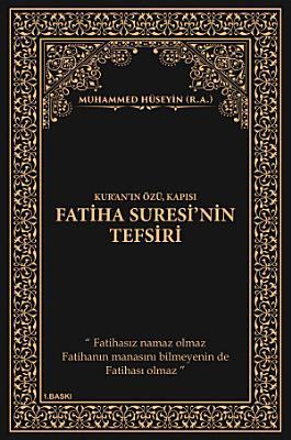 Kur an   n   z    Kap  s   Fatiha Suresi nin Tefsiri PDF