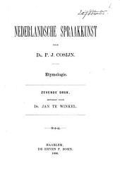 Nederlandsche spraakkunst