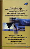 Proceedings of the 16th International Conference on Soil Mechanics and Geotechnical Engineering PDF