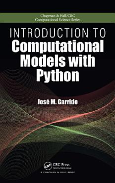 Introduction to Computational Models with Python PDF