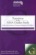 Transition to the AMA Guides Sixth PDF