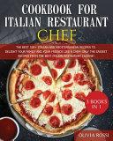 COOKBOOK FOR ITALIAN RESTAURANT CHEF
