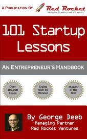 101 Startup Lessons: An Entrepreneur's Handbook