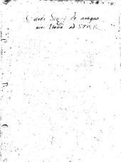 De antiquo iure Italiae: libri tres