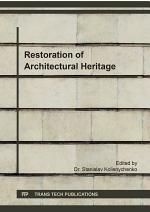 Restoration of Architectural Heritage