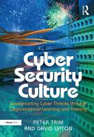 Cyber Security Culture PDF