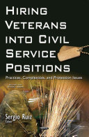Hiring Veterans Into Civil Service Positions