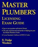 Master Plumber's Licensing Exam Guide
