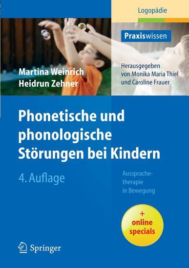Phonetische und phonologische St  rungen bei Kindern PDF