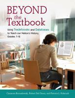 Beyond the Textbook PDF