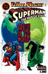 Superman: The Man of Steel (1991-) #62