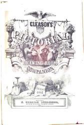 Gleason S Pictorial Drawing Room Companion Book PDF