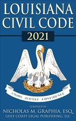 Louisiana Civil Code 2021