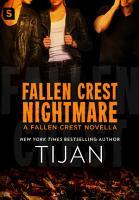 Fallen Crest Nightmare PDF
