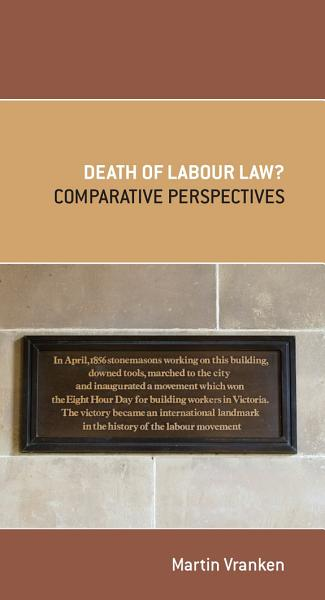 Download Death of Labour Law  Book